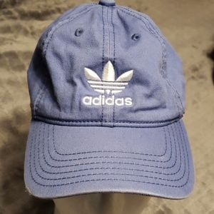 adidas 3 stripes hat